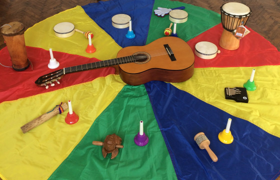 Ateliere muzicale pentru copii diagnosticați cu autism