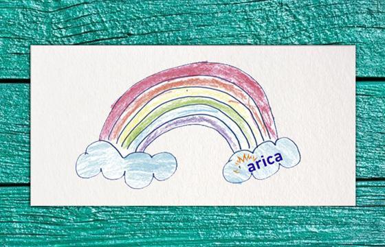Terapie prin arta pentru copiii cu diverse dizabilitati din cadrul Asociatiei Arica