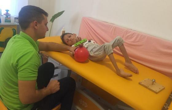 Centrul de recuperare și recreere pentru copii cu dizabilități neuromotorii Sfântul Nectarie