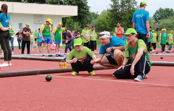 Sport pentru toti!