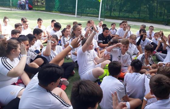 Școala Socială Sportivă - Fundația Real Madrid