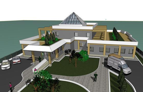 O sansa la Demnitate - un hospice dedicat integral ingrijirilor paliative pediatrice in Bacau