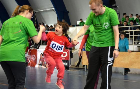 Young Athletes. Sportivi mici, campioni mari