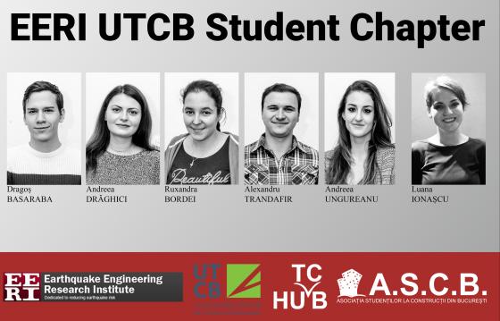 """Sustine echipa de studenti romani la""""2017 Undergraduate Seismic Design Competition"""" in Portland, SUA"""