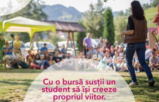 Susține tinerii din România să învețe alternativ