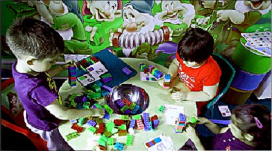Terapie gratuită pentru copiii cu autism