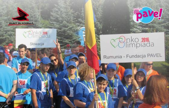 Onko Olimpiada 2018 pentru copiii de la PAVEL