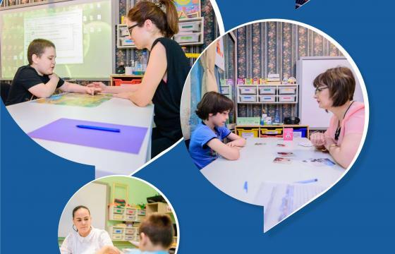 """Sustine """"Casuta CURCUBEU - Centru multidisciplinar de interventii specializate in autism - APCA Galati"""""""