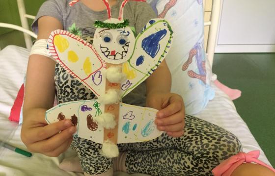 Deschidem poarta copilăriei la Spitalul Clinic de Copii Dr. Victor Gomoiu