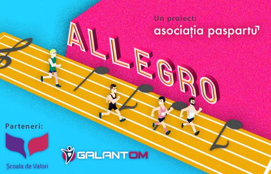 Allegro by Asociația Paspartu - 2018