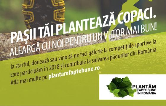 Plantam fapte bune in Romania ~ 2019