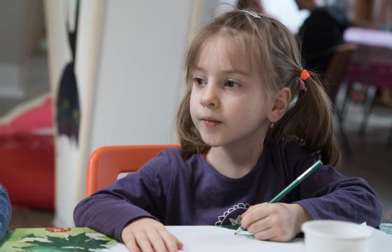 Centrul de zi pentru copii de la HOSPICE Casa Sperantei