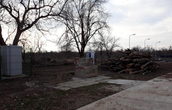 Un loc de joaca pentru copiii din satul izolat Semlacu Mare jud.Timis
