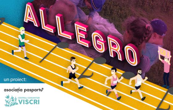 Allegro by Asociația Paspartu - 2019