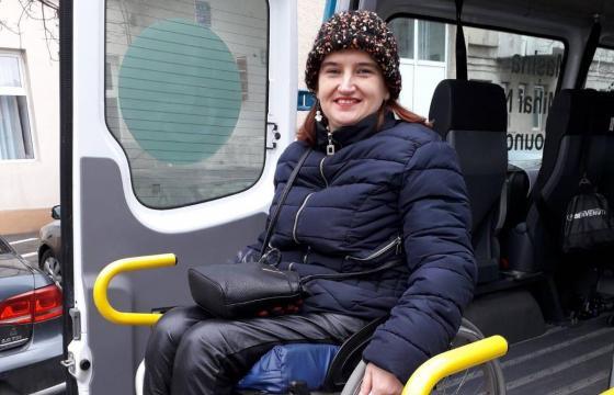 Susține transportul adaptat pentru persoane cu dizabilități!