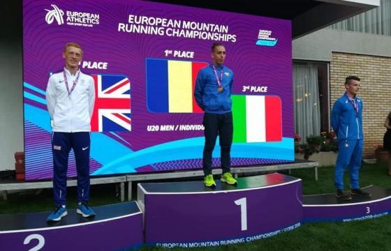 GABRIEL BULARDA, DUBLU CAMPION EUROPEAN LA ALERGARE MONTANĂ, FACE TRECEREA LA SENIORI