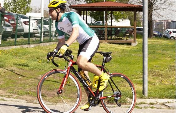 Cărțile Copilăriei - tur ciclist caritabil