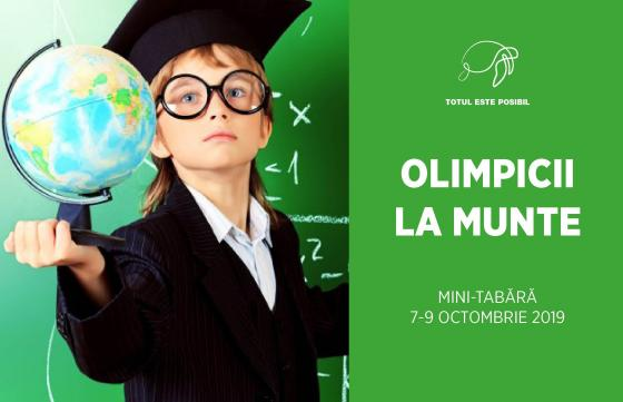 Ziua Mondială a Educației (mini-tabără pentru olimpici)