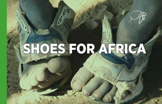 SHOES FOR AFRICA