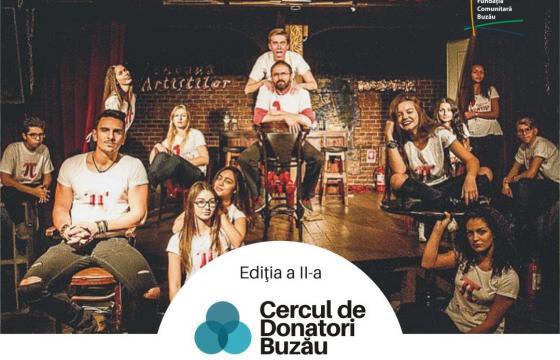Cercul de Donatori Buzău - ART 3,14
