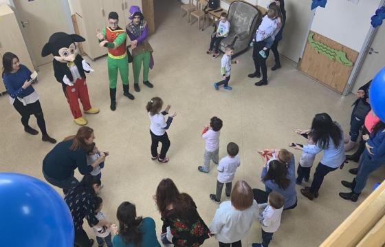 Centrul Delfinul - Centru de terapie pentru copii cu autism