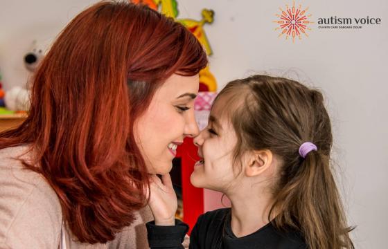 Daruim o voce copiilor cu autism! - 2020