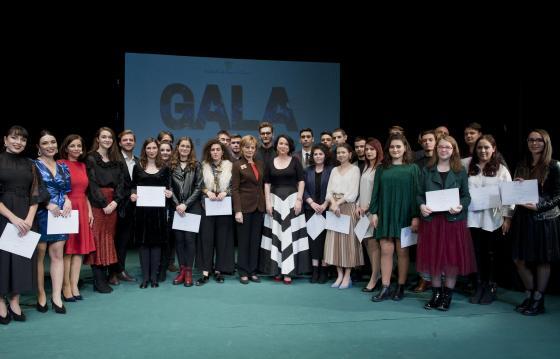 Investim în viitorul artistic al României