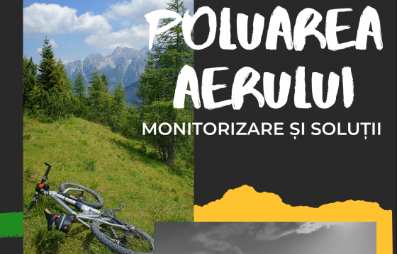 Cercul Donatorilor Valceni - Poluarea aerului - monitorizare si solutii