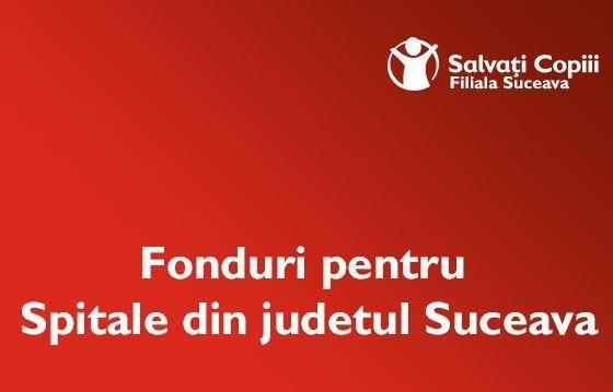 Fonduri pentru Spitalele din Suceava