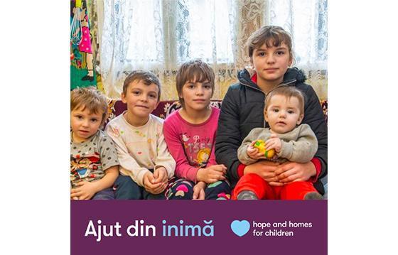 Susținem familiile nevoiașe afectate de Covid