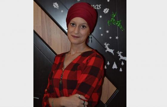 Donează pentru ca Csilla să învingă cancerul din nou!