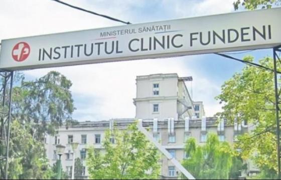 Sustinem medicii din spitalul Fundeni in lupta cu COVID-19