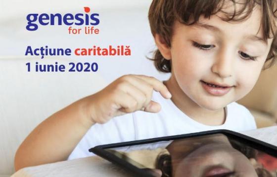 De la copii, pentru copii 2020