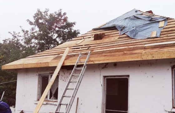 Renovarea casei pentru o familie din Calarasi!!