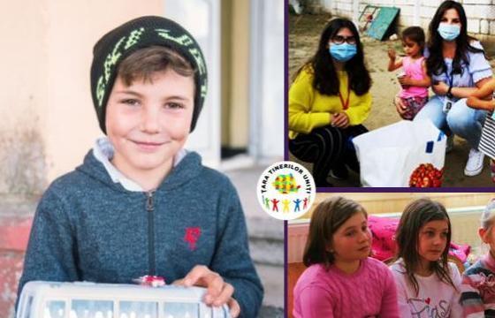 Impreuna pentru familiile afectate de COVID19 !